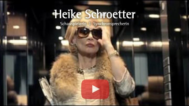 Heike Schroetter Werbespot
