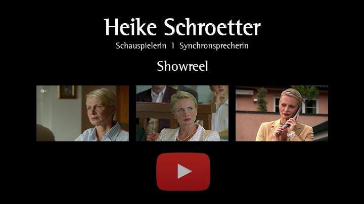Heike Schroetter Showreel