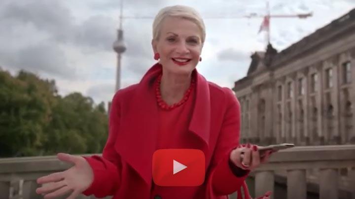 Heike Schroetter Werbespot Sparkasse
